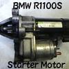 BMW R1100Sセルモータートラブル