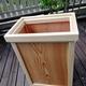 檜の木製ゴミ箱DIYプレゼント:じーじの作り方の記録2019年春