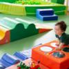 雨の日も思いっきり遊べる!赤ちゃんから小学生まで楽しいプレイルームとこども図書館【群馬県前橋市】