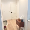 【北欧住宅】新居でのインテリアを模索中*アンティーク家具のある風景