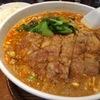 【レトロゲームで例えるグルメレビュー】渋谷 亜寿加の排骨担々麺
