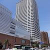 長町は、市内最高高さの高層マンション「ライオンズタワー仙台長町」のある街
