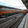 この1枚から 2004年の沼津駅にて・JR東海の113系と115系【1】