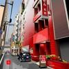 上野のサウナの殿堂「北欧」をエクセルで描いてみた