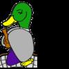 【イラスト】ネギを背負ってやってくる信じる鴨は掬われる鴨