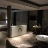 東京マリオットホテル宿泊記。SPGアメックスでアップグレード
