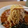台湾料理店で味噌台湾ラーメンと牛肉飯を食べた。 @小美玉 福都