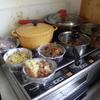 幸運な病のレシピ( 1204 )朝:「平野屋バンケット」幸運な病の宴(6)、「後片付けを科学する」朝食後の続き
