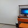 ウェブカメラを使ったTV電話式レッスン