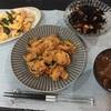 4/6 yuri 胡瓜と豚肉のキムチ炒め