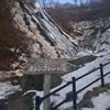 知床八景のひとつオシンコシンの滝に行ってみました。