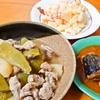 いんげんの中華風炒め(中国妻料理)