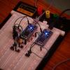 mbed LPC1768と圧電スピーカーで音楽を鳴らす
