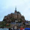 パリからモンサンミッシェルへ日帰り旅 - ヨーロッパ6か国鉄道旅(9)