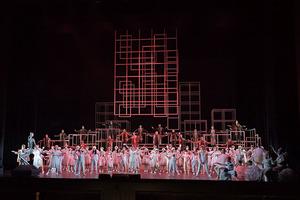 渋谷慶一郎の新作オペラ「Super Angelsスーパーエンジェル」サウンド・プロダクションの裏側
