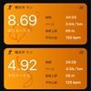雨上がりの坂道【2020/04/18午後ラン】