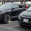 HONDA CR-V HYBRID EX 4WD(ブラック) - 納車 -