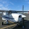 ハワイ旅行 ホノルル空港でセスナを体験操縦しました!