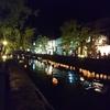 出石そば&城崎温泉の灯篭流しに行ってきました