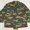 ベルギーの軍服  陸軍空挺迷彩スモック(ジグソーパターンその5)とは? 0250  🇧🇪  ミリタリー