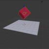 【Blender】オブジェクト同士を接地させるDrop To Groundアドオン