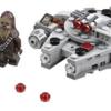 レゴ(LEGO) スター・ウォーズ 2018年前半の新製品画像が公開されています