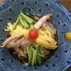 らーめん定食げん@埼玉県熊谷市の『冷やし中華』が酸っぱ美味い