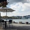 長崎港をながめながらおしゃれなランチタイムを過ごせる♪|アティック(Attic)長崎出島ワーフ