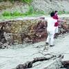 インドで大規模な地割れ、ハワイでは珍しいとされるM5クラスの地震