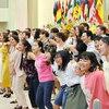 座談会 創立90周年を勝ち開く!〉71 世界広布の新時代を担う少年少女部 後継の成長が希望の未来に 2019年9月19日