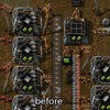 Factorio 鉄鉱石の搬送速度を上げました