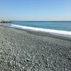 二宮の海岸を歩き癒される午後