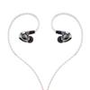 【中華イヤホン Shanling ME500 フラッシュレビュー】中域の透明感を大切にしている美音系モニターサウンド