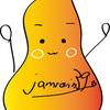 イラストレーターで初めてjamrovin39の絵書いてみたよ。