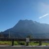 3日目:キナバル山登山+Via Ferrata (1) 登山口〜ペンダントハット