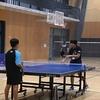 卓球はサービスがすべて!中学生の地区大会なら、なおさらのこと。
