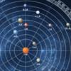 ヘリオセントリック占星術における水星