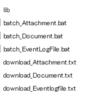 【Java】beanshellでSalesforceのファイル(添付ファイル、ドキュメント、イベントログ)のエクスポートツールを作りました