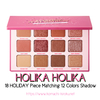 【HOLIKA HOLIKA(ホリカホリカ)】捨て色無し!! 12色アイシャドウパレット