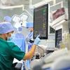 手術と現場の報告