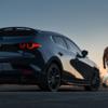 米国マツダがMAZDA3ハッチバック 2021年モデルの情報を更新。