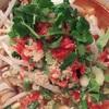 ガパオ食堂のトムヤムクンラーメン