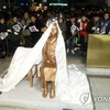 韓国「市民が建てた日本領事館の少女像、公共の造形物登録推進」