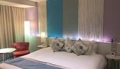 【ホテルユニバーサルポート】最高級 オーシャンフロアに宿泊 【ラウンジ付き】