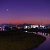 星景サルベージその21 昼と夜の溶け合う場所