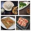 筋トレとハーブスと魚と蕎麦