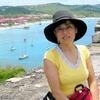 セントルシア 背景は砦から見たロドニーベイ