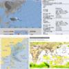 【台風18号の卵】気象庁の予想では28日18時までに台風18号『ミートク』へ!10月初旬に九州地方に接近・その後日本海へ抜ける『りんご台風』と似た進路か!?27日には異例の発表も!気象庁・米軍・ヨーロッパ中期予報センターの進路予想は?