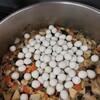 デイサービスでの大量献立!うずらの卵に溺れろ!『大量八宝菜』カクタスヴィル給食開店だよ!