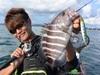 魚種多彩!秋のカヤックフィッシング